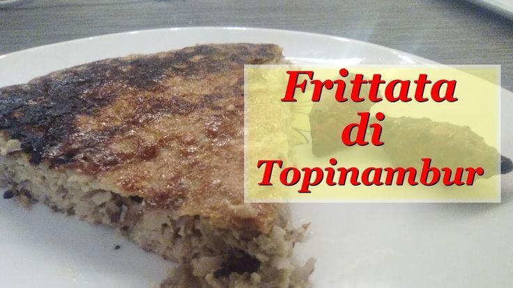 FRITTATA DI TOPINAMBUR