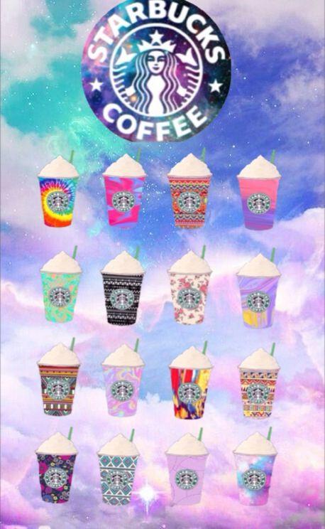 starbucks Starbucks wallpaper, Emoji wallpaper, Cute