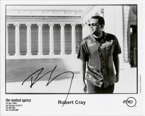 robert cray dont be afraid of the dark pdf