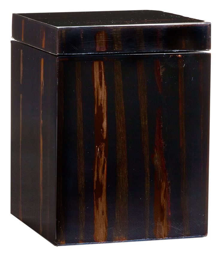Buy Fernwood Canister by Labrazel - Quick Ship designer Bathroom Fittings & Accessories from Dering Hall's collection of Contemporary Rustic / Folk Organic Accessories.