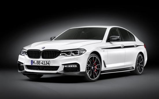 BMW geeft voorproefje op de nieuwe M5 (G30)