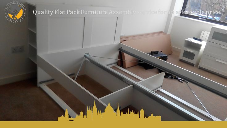 Quality Flat Pack Furniture Assembly service for an affordable price.