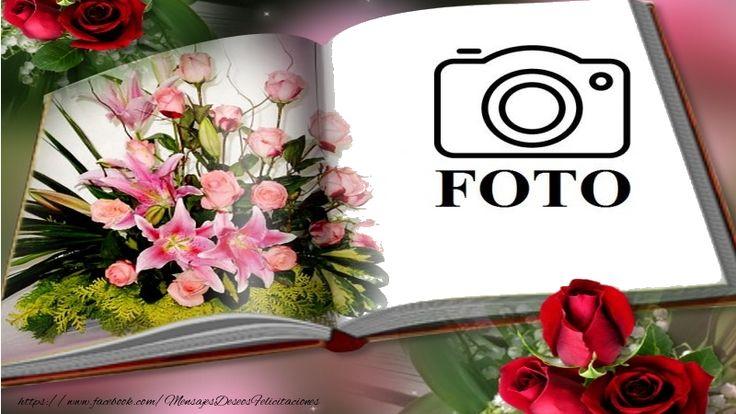Felicitaciones Personalizadas con fotos - Marco de la foto