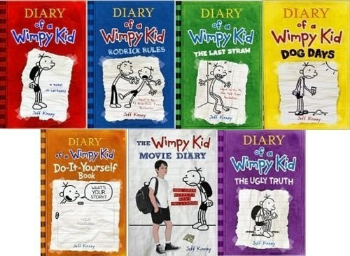 22 best diary of a wimpy kid images on pinterest children books diary of a wimpy kid 7 hardcover books a novel library user group solutioingenieria Image collections