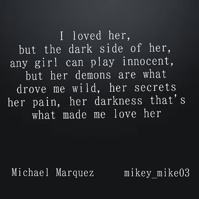 Dark Love Quotes Endearing 108 Best The Darker Side Images On Pinterest  Dark Quotes Dark