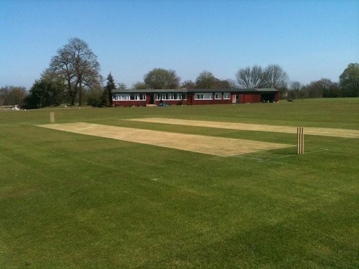forget Lords, NCCC is the real home of cricket! My second home in the summer :)