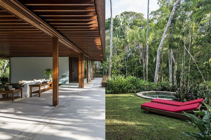Home Decor, House With Porch