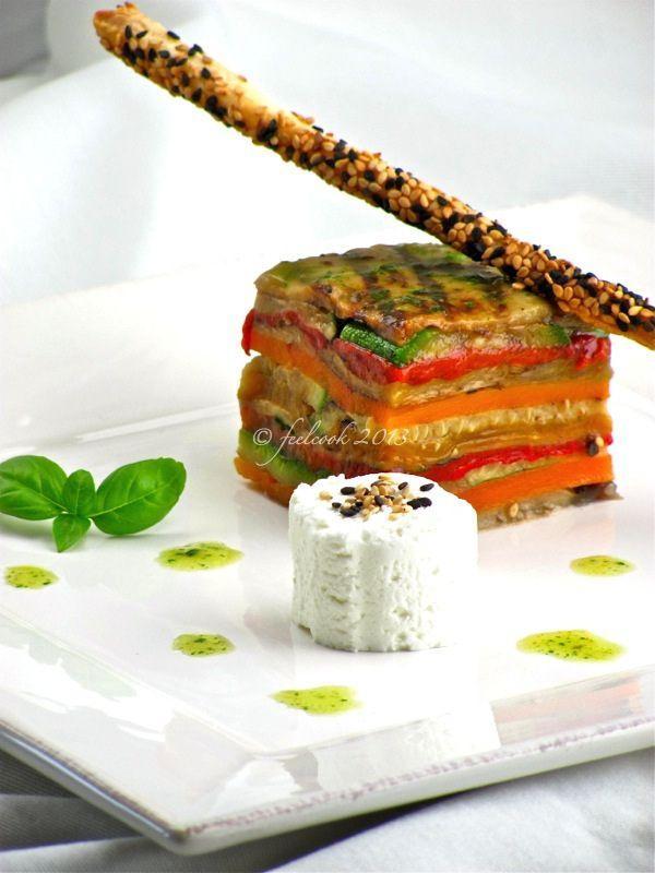 FeelCook cucina per passione: Vellutata di sedano rapa e zenzero