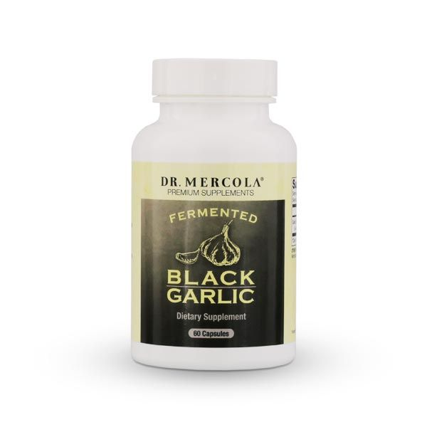 Did you know that when fermented, garlic's nutrient profile is enhanced? Experience its improved benefits with Dr. Mercola's Fermented Black Garlic supplement.* http://products.mercola.com/black-garlic-supplement/