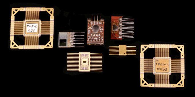 Juno probes tiny sensors to perform big science around Jupiter