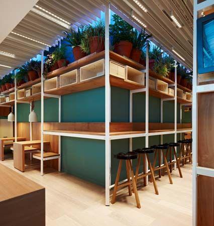 Fastvinic - Alfons Tost: Restaurant Bar Design, Restaurant Design, Stores Design, Flowers Pots, Alfons Tost, Sandwiches Bar, Wine Bar, Bar Design Awards, Mothers Natural
