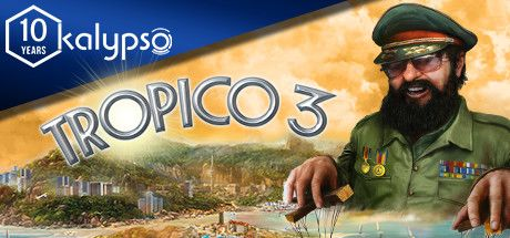 [Steam] Tropico 3 is only 1 dollar (90% off)