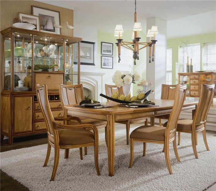 24 Best Formal Dining Sets Images On Pinterest Table