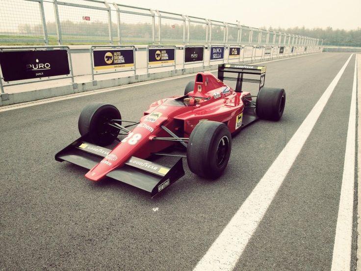 Ferrari Formula 1 Car 740x555 1989 Ferrari F1 89 Formula 1 Car