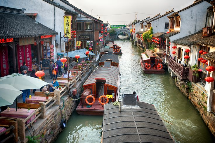 https://flic.kr/p/myhrrF | Shan Tang Jie tourist area, Suzhou, China