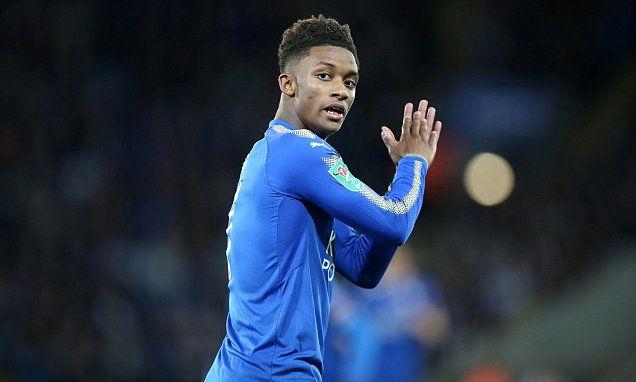 Leicester winger Demarai Gray set to pen new contract