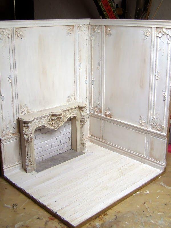 Pequeñeces: Interior barroco- Baroque interior
