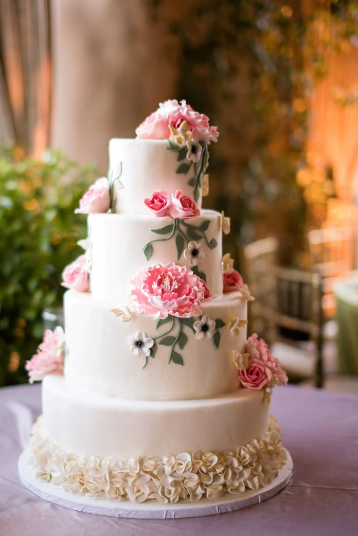 wedding cakes in lagunbeach ca%0A Under A California Wedding Bower
