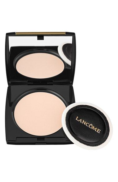 Free shipping and returns on Lancôme 'Dual Finish' Versatile Powder Makeup at Nordstrom.com. Lancôme Dual Finish Versatile Powder Makeup is a skin transforming formula that wears in so many effortless ways. Apply dry or wet as a powder or foundation for a natural matte finish. The weightless formula is perfect for quick touch-ups and comes with both a puff and a sponge to build sheer to full coverage.How to use: For more coverage, apply using the press and roll technique with the Dual…