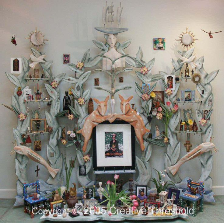 111 Best Images About Altars