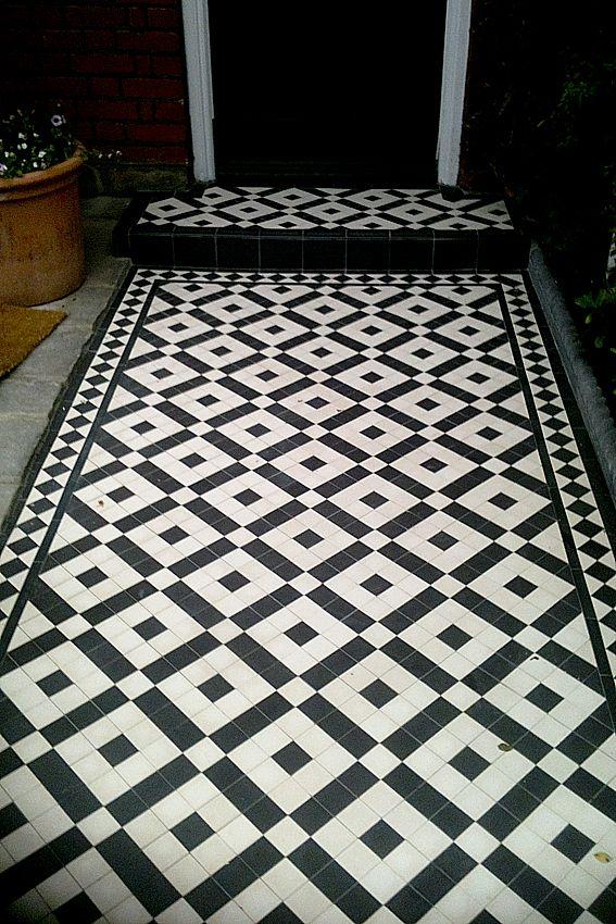 Tesselated tile designs - so elegant