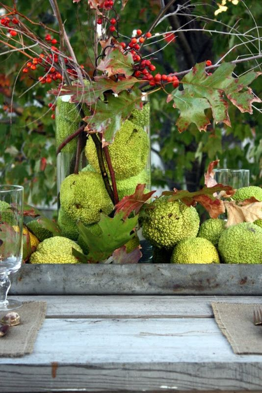 rough luxe: Fall Entertaining Series….The Tablescape