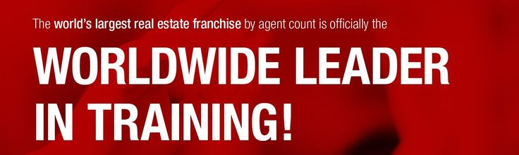 On the same day that Keller Williams announced it was the largest real estate franchise by agent count in the world, Training Magazine named the company the world's #1 training organization across all industries.