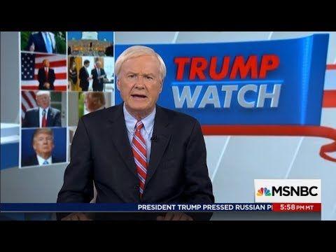 Hardball with Chris Matthews 7/8/17 - MSNBC News July 08, 2017 - TRUMP WATCH