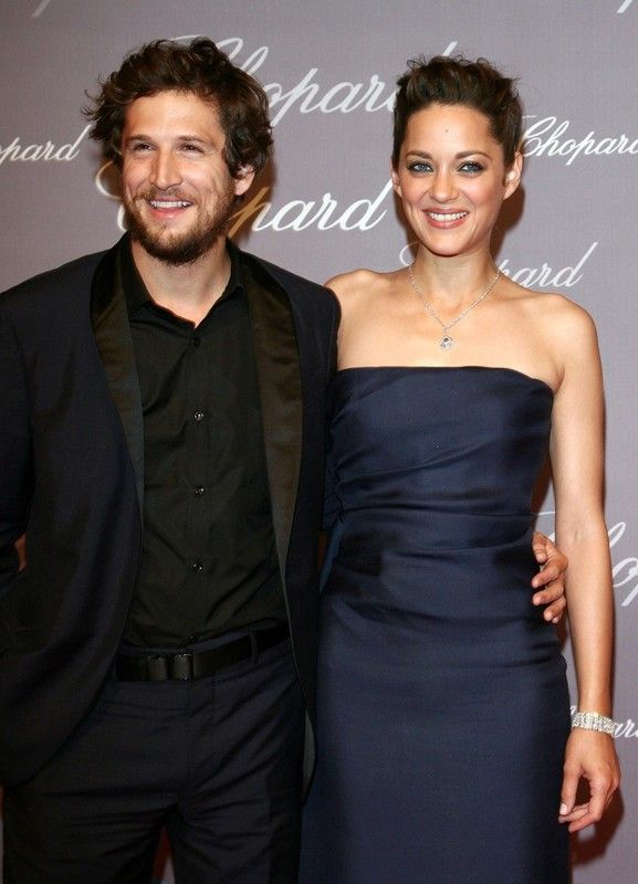 Marion Cotillard & Guillaume Canet