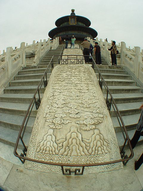 What a place to visit: Temple of Heaven, Beijing China. #IVC #InVision #InVision Communications