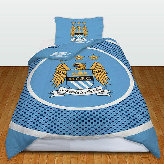 7 different Man City bedding duvet sets. 17 best Manchester City kids bedroom ideas images on Pinterest