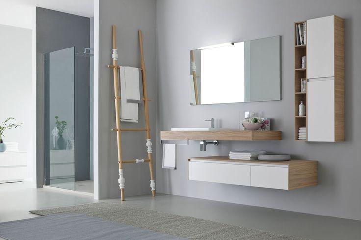 NYÙ by IDEAGROUP mobili bagno senza tempo http://www.ideagroup.it/bagno-moderno/mobili-bagno-eleganti-nyu