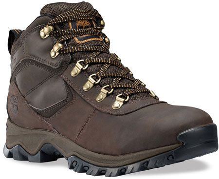 Timberland Earthkeepers Mt. Maddsen WP Brown -Mens