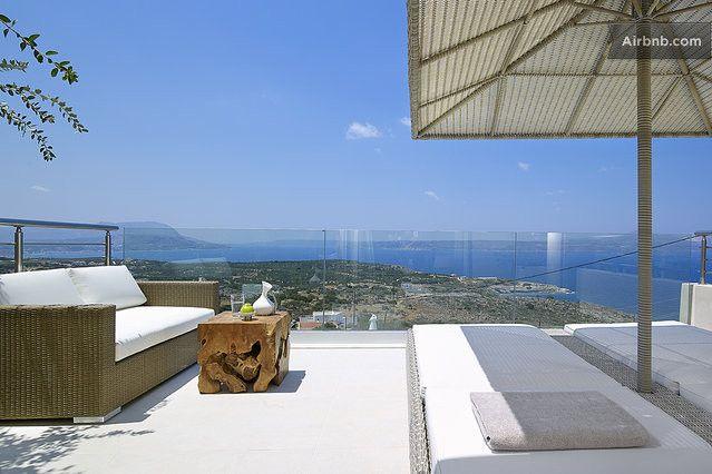 NEW stylish villa in Apokoronas in Chania