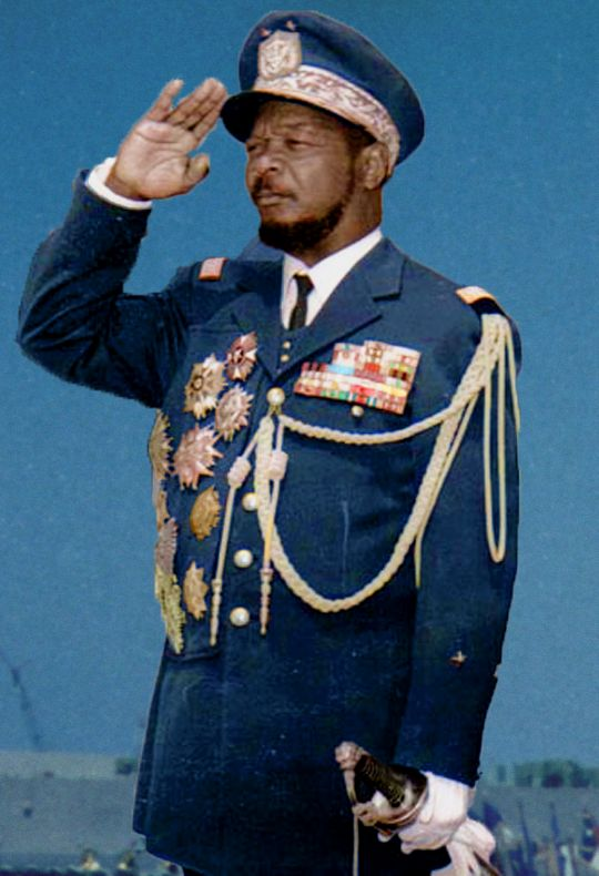 Sunday 3rd of November 1996 Self-proclaimed Emperor of Central Africa Jean-Bédel Bokassa dies of a heart attack at the age of 75 in Bangui, Ombella-M'Poko, Central African Republic.