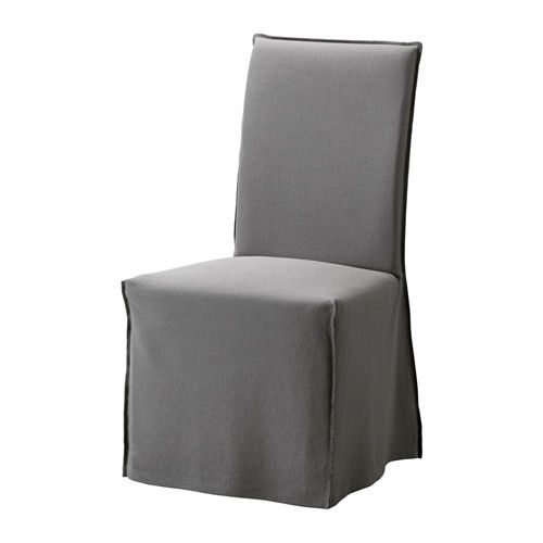$99 HENRIKSDAL Chair IKEA You sit comfortably thanks to the high back and seat with polyester wadding.