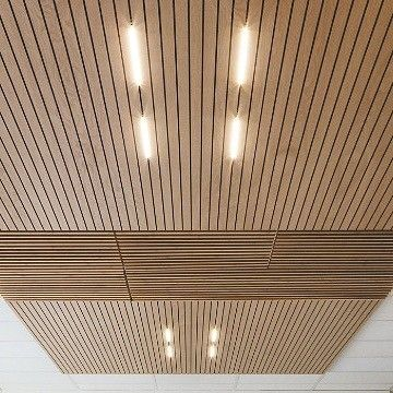 Bamboo #ceiling solutions #sustainability #houten plafond #architectuur #design #interiordesign Re-post by Hold With Hope