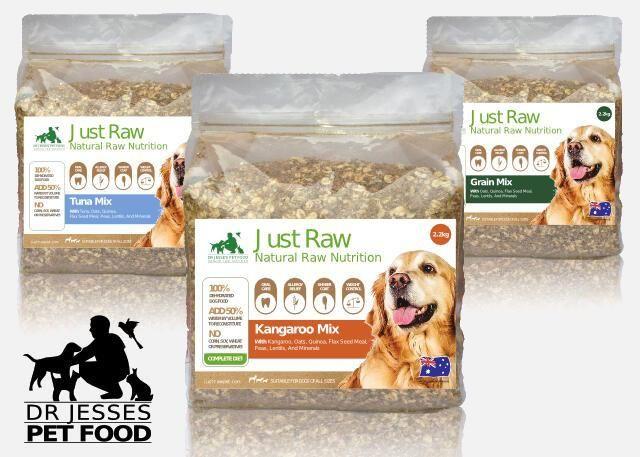 Dr Jesses Pet FoodDr Jesses Pet Food