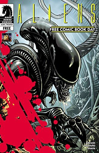 Free Comic Book Day: Aliens #0 (Dark Horse FCBD) - http://www.kindle-free-books.com/free-comic-book-day-aliens-0-dark-horse-fcbd