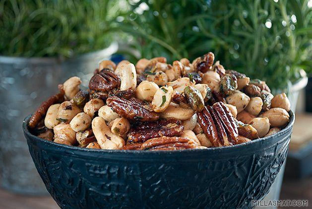 Union Square Cafe Nuts #millasmat #unionsquare