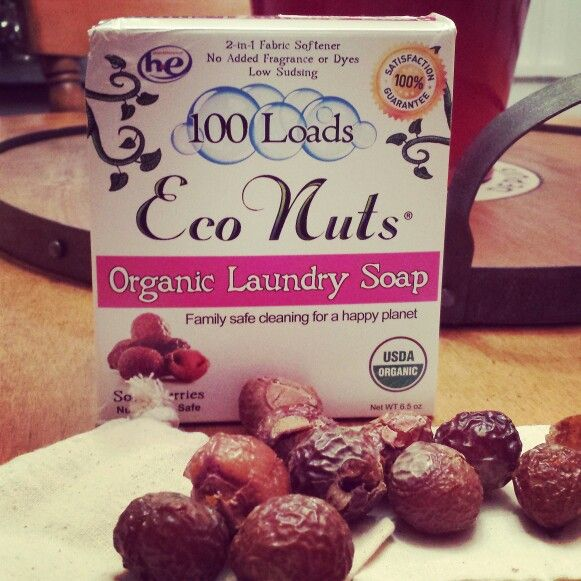 Soap Nuts (aka soap berries) - cheap, natural and organic alternative to laundry detergent. I would love to call it a DIY laundry soap... But there's no effort involved.