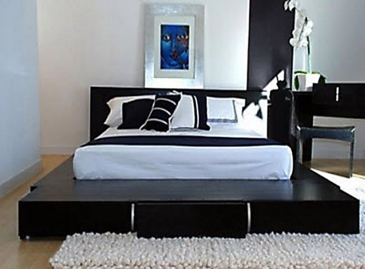 44 best images about japanese bedroom on pinterest - Modern japanese bedroom furniture ...