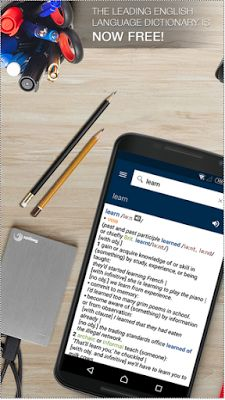 Oxford English Dictionary App for Android phones and iDevices is now on iTunes and Google Play store. The features of this app is simply amazing.