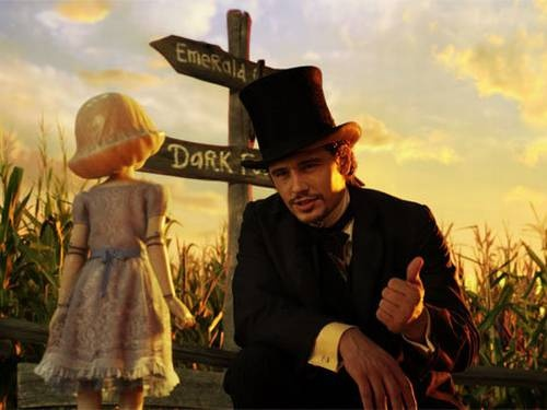'Oz: Mágico e poderoso' tem a melhor arrecadação em estreias nos EUA.