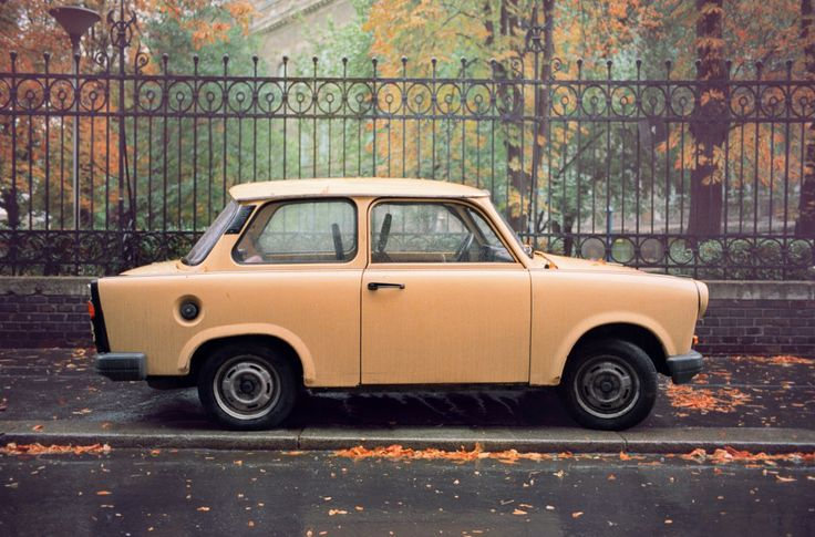 Trabant IV Marcus Lyon @National Open Art