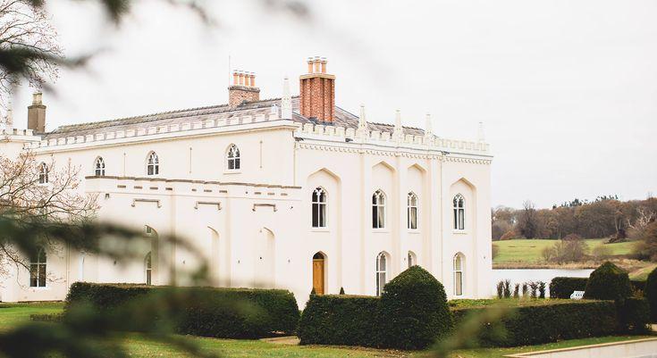 The North Wing - Combermere Abbey #holidaylets #holidayaccommodation #weddingaccommodation