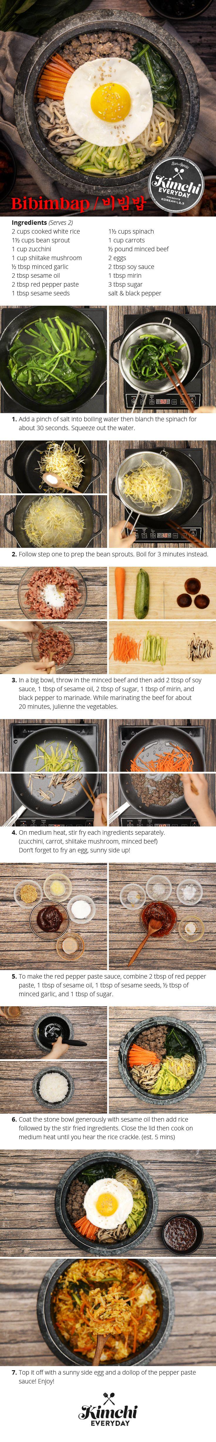 Kimchi Everyday season 2 is here! We're kicking off the new season with Korea's iconinc dish, bibimbap!