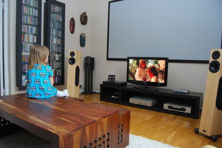 Fascinating Stylish Entertainment rooms for even the youngest member of your family.