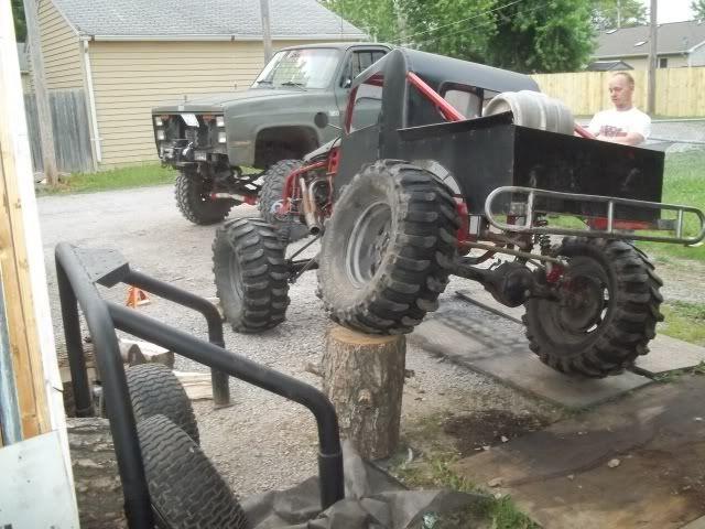 redneck go karts the legend truck build thread offroad. Black Bedroom Furniture Sets. Home Design Ideas