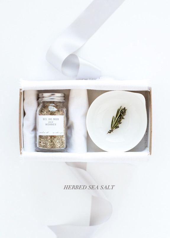 HANDMADE Holiday I Herbed Sea Salt I Miss Michelle P. photography